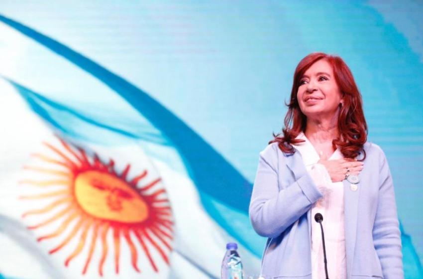 Cristina Fernández de Kirchner presentó su libro