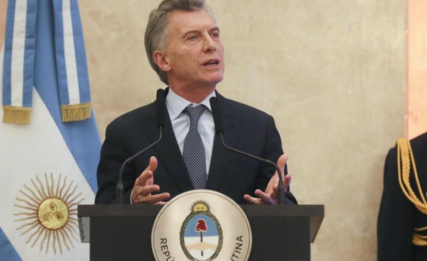 Macri anuncia junto a Pichetto propuestas para las pymes