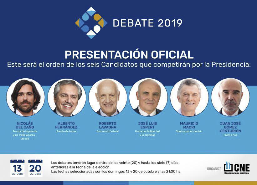 Debate presidencial: ¿cómo se prepara cada candidato?