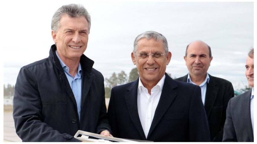 """Macri y Alberto Fernández expresaron sus condolencias por la muerte de """"Pechi"""" Quiroga"""