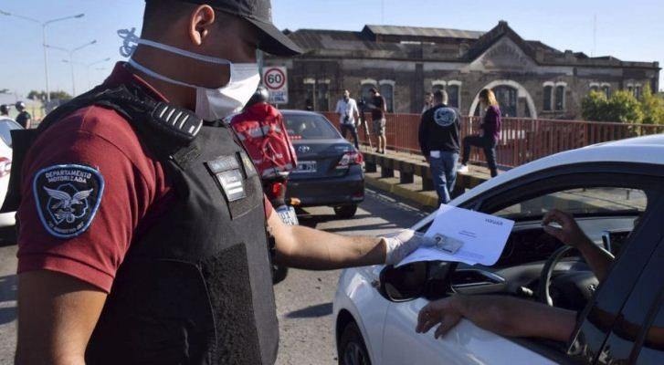 Cuarentena en Argentina: trabajadores exceptuados deberán reempadronarse para poder circular