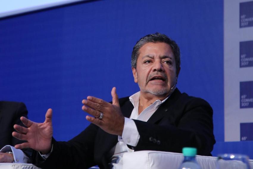 """Gerardo Martínez, titular de la Uocra: """"No hay espacio para avanzar en ajustes"""""""