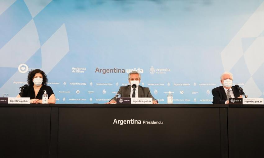 Hay tres vacunas próximas a llegar a la Argentina: la Sputnik estaría en diciembre