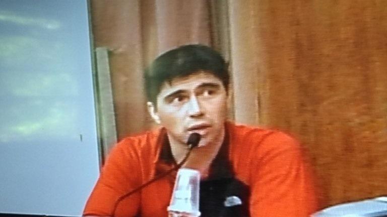 """Martín Báez en su alegato final: """"Tengo la vida destrozada y ya estoy socialmente condenado"""""""
