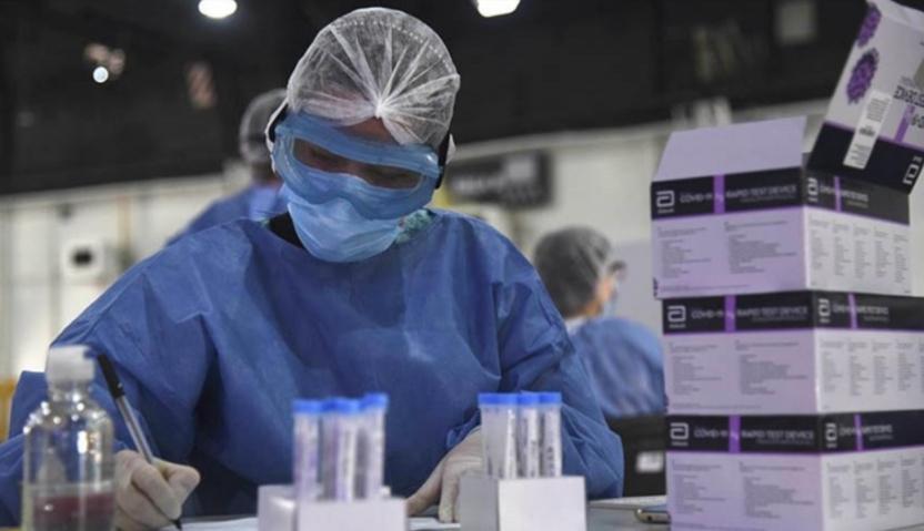Coronavirus en Argentina: confirmaron 469 muertes y 21.590 contagios en las últimas 24 horas