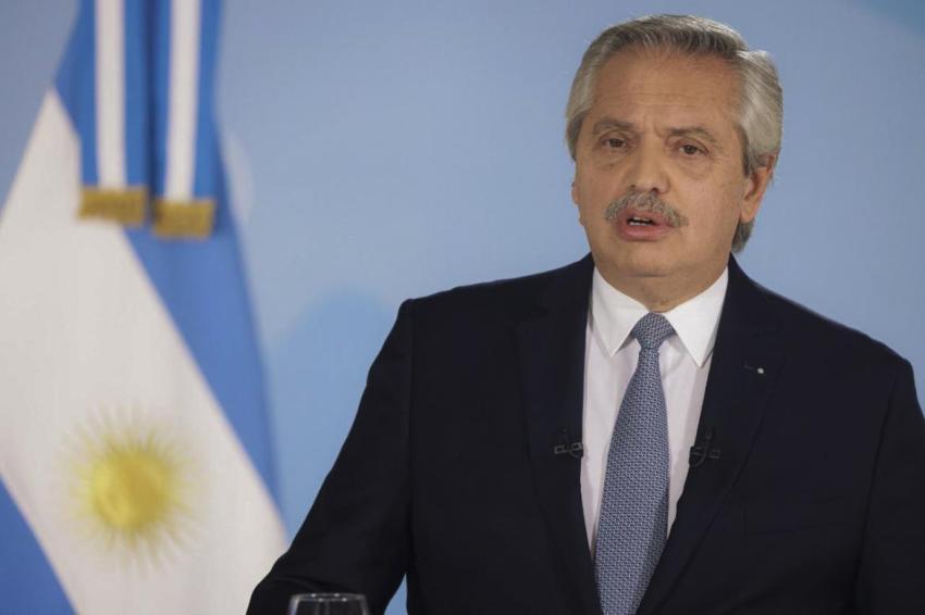 """Alberto Fernández pidió disculpas tras su desafortunada frase sobre los brasileros: """"A nadie quise ofender"""""""