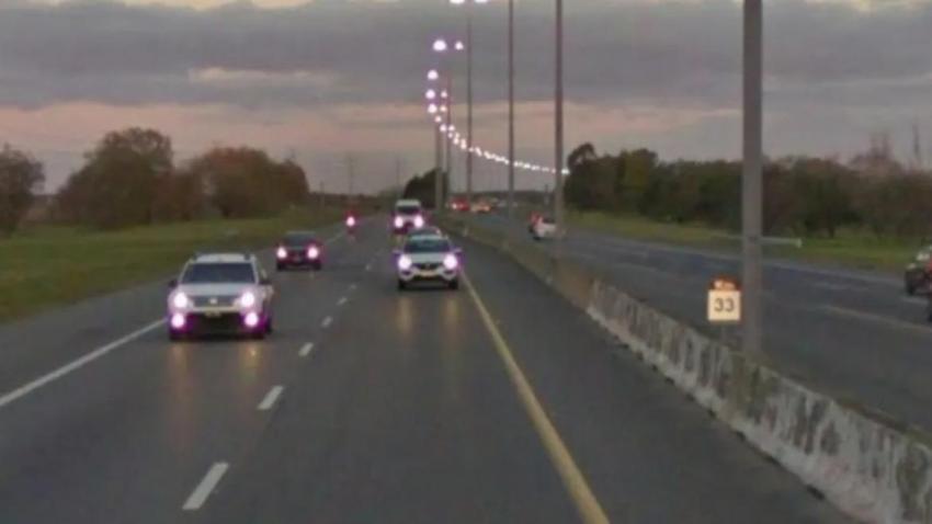 Un empresario belga se suicidó en la Autopista Buenos Aires-La Plata