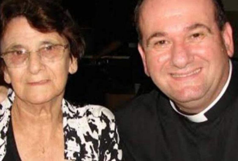 Father João Bachmann's mother dies in Guaramirim