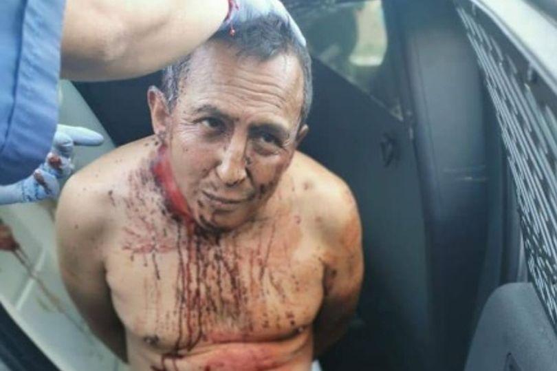 Erick foi preso em flagrante, após matar e esquartejar a jovem.