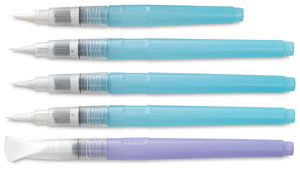 Niji Waterbrush, Mini (12 mm Tip)