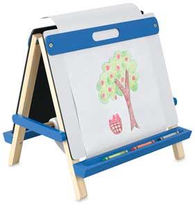 Children's Art Easel