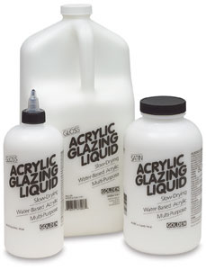 Acrylic Glazing Liquid