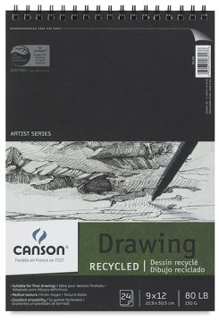 Canson USA Recycled Sketch Book reviews