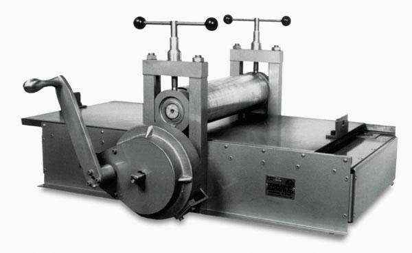 Conrad E18 Etching Press