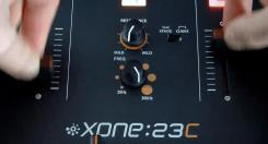 Xone:23C line faders