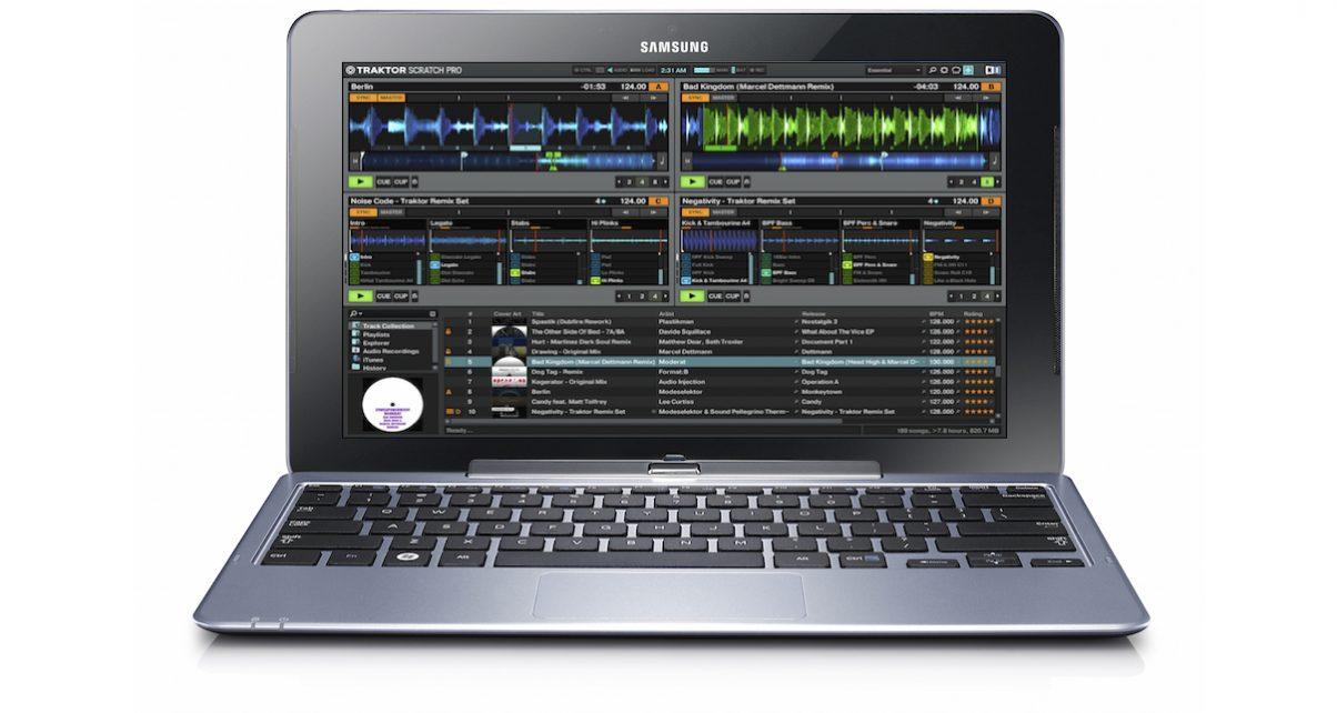 Laptops Dj Programs