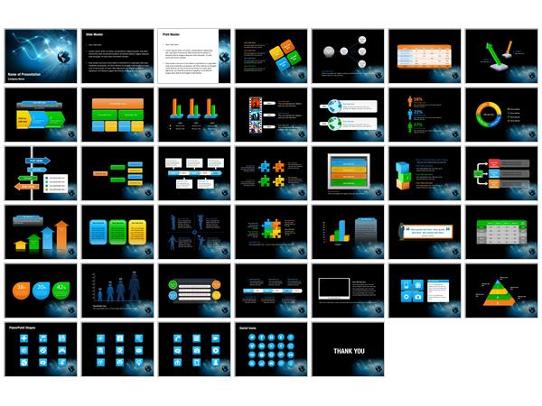 pie chart themes backgrounds. global. visme allows you to create ...