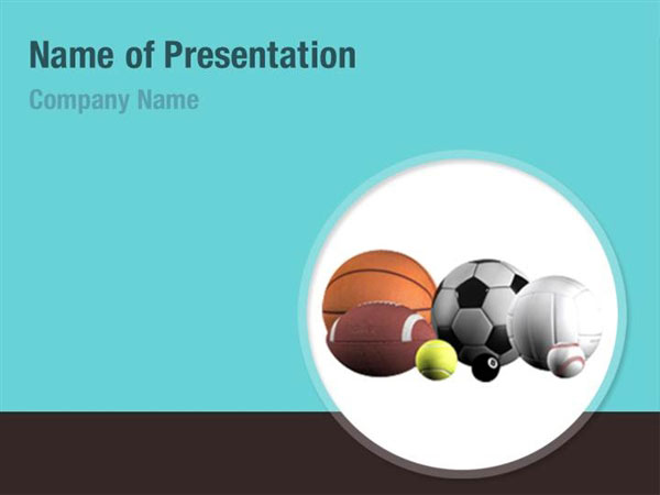 All Backgrounds Powerpoint Sports