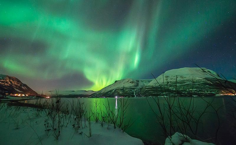 Trips Tromso Northern Lights