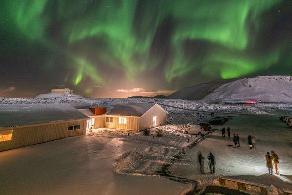 Trips Sweden See Northern Lights