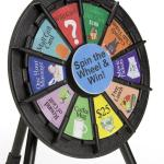Spinning Game Wheel How To Play