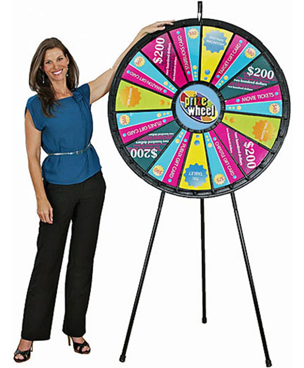 Spin And Win Wheel Prize Clicker Amp Custom Slots