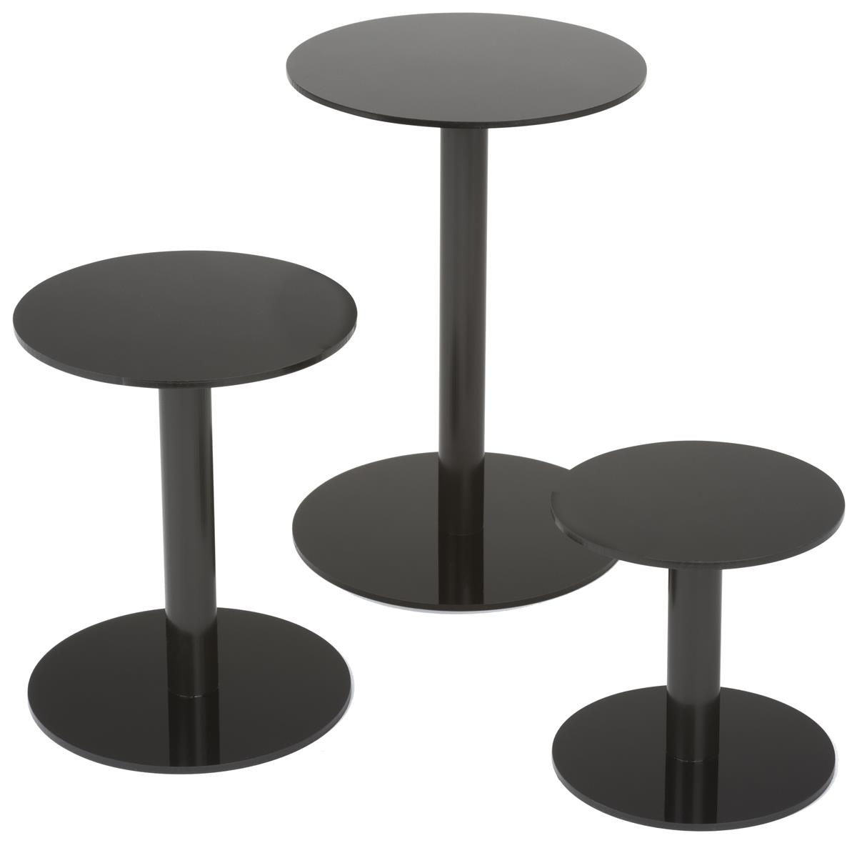 Countertop Display Pedestals
