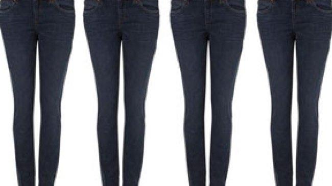 3 Cara Memilih Skinny Jeans dengan Warna Netral