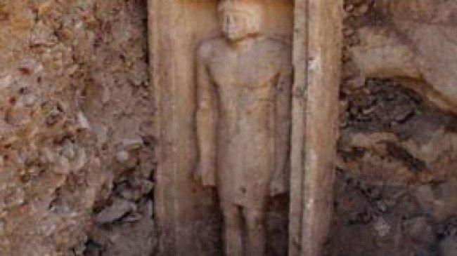 Inikah Penemuam Situs Makam Putri Firaun?