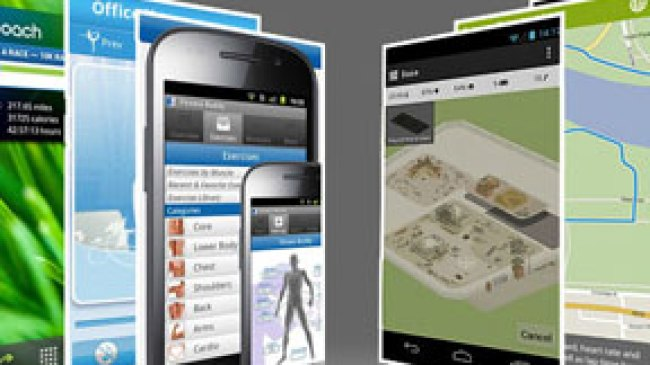Office Yoga, Aplikasi Android Yang Menyehatkan