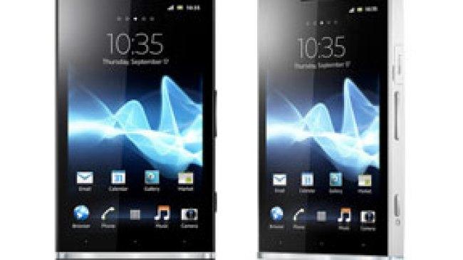 Sony Xperia S, Kehadiran Update Jelly Bean