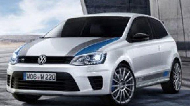 Volkswagen Polo R WRC, Semburkan Tenaga 217 hp
