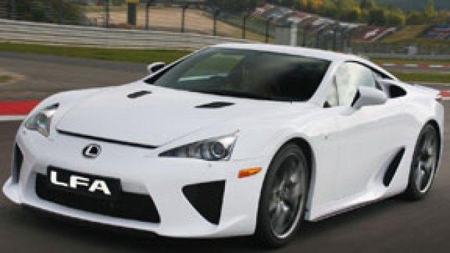 Lexus Hentikan Produksi Supercar LFA Bertenaga 552hp