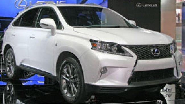 Lexus Indonesia Hadirkan Empat Model Baru