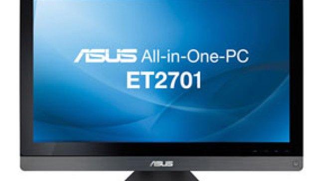 ASUS All-in-One PC ET2701 Pakai Windows 8