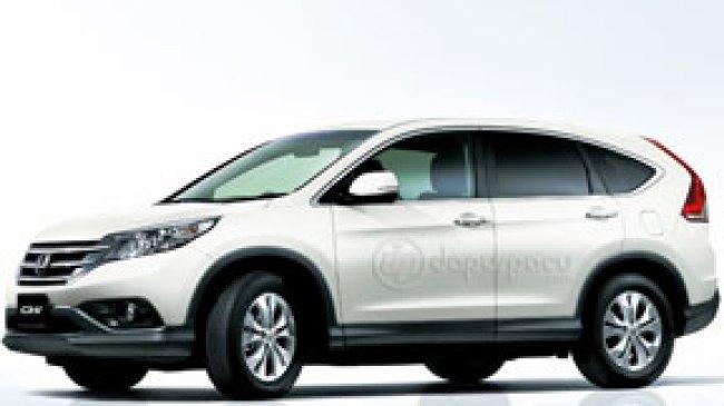 Fitur Menarik dari All New Honda CR-V