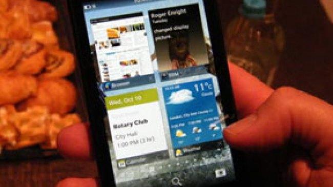 Benarkah BlackBerry 10 Bernama Z10?