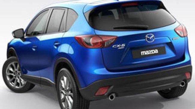 Sekilas tentang Mobil Mazda CX-5