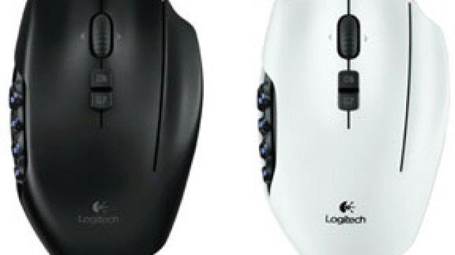 Logitech Rilis G600 MMO, Mouse Khusus Game