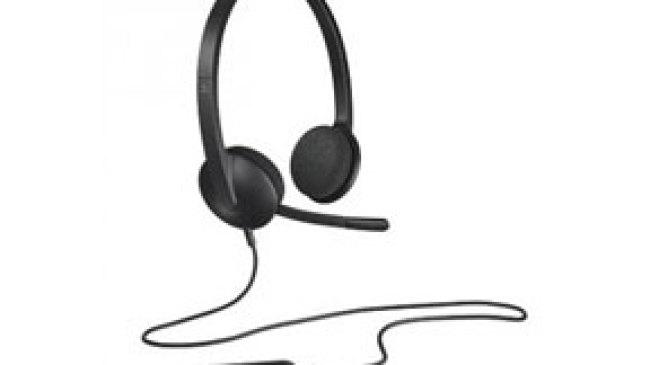 Feature Menarik dari Logitech USB Headset H430