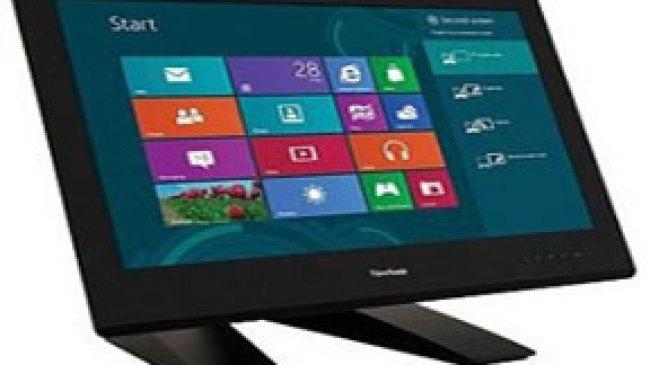 Monitor LCD ViewSonic TD2340 Bersertifikasi Windows 8