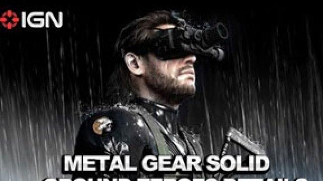 Hideo Kojime, Perkenalkan Games Metal Gears Terbaru