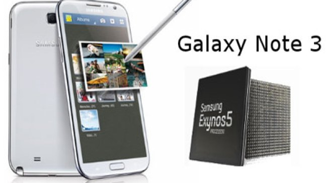 Samsung Tak Sabar Rilis Galaxy Note 3