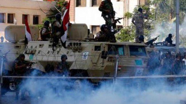 Hampir 1000 orang korban tewas dalam konflik Mesir