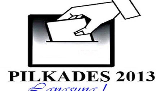 Antusiasme Masyarakat dalam PILKADES Kabupaten Blitar 2013