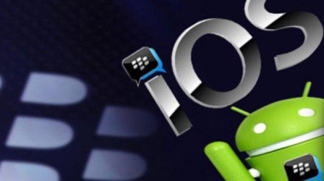 BlackBerry Messenger Resmi Diluncurkan untuk Android dan iOS