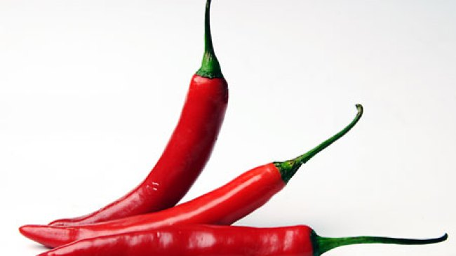 Cabai Merah Kaya Vitamin B6 dan asam Folat