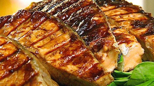 Cegah Penyakit Jantung dengan Tuna Bakar