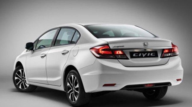 Honda Luncurkan Civic 2013 Versi Facelift dan Coupe