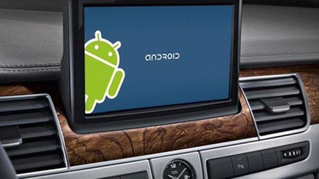 Android Bakal Jadi OS Teknologi Mobil Honda & Audi